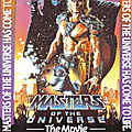 Master of the universe - the movie sur msx