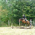 Jeux équestres manchots - parcours de pleine nature après-midi (97)