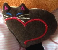 COUSSIN CHAT 32