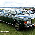 Bentley mulsanne (1980-1988)(Retro Meus Auto Madine 2012) 01