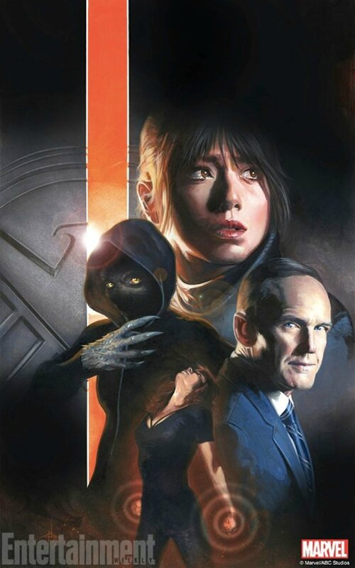 Agents of Shield (affiche) (3)