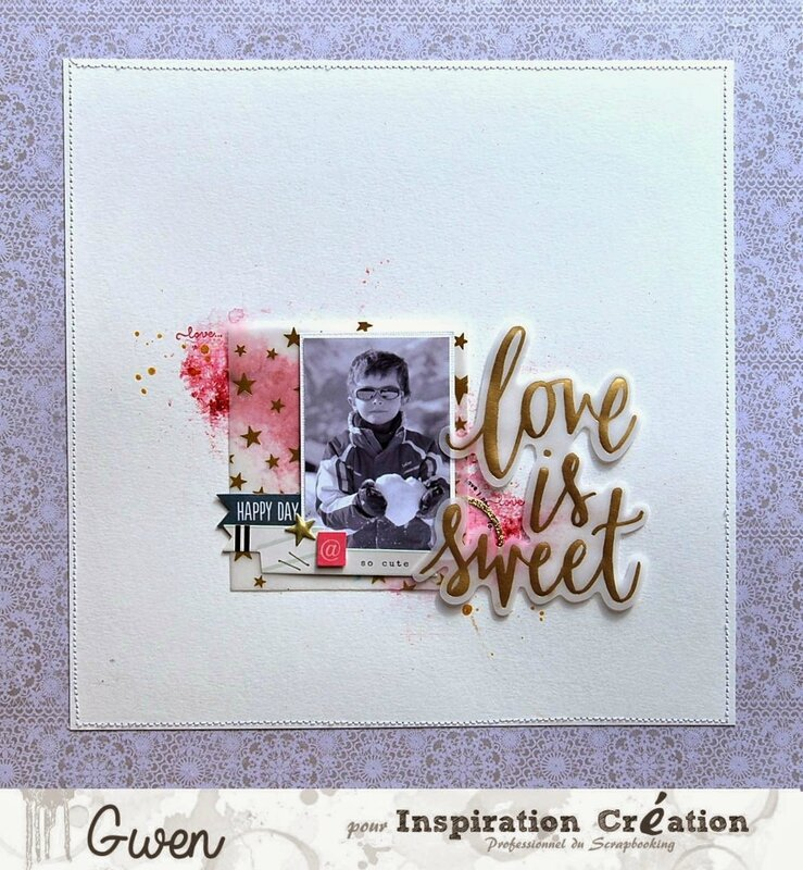 2015 A 11 Love is Sweet {By Gwen} A