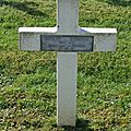 Demay georges (oulches) + 17/10/1918 fourdrain (02)