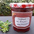 Confiture de fraises au thermomix (ou robot cuiseur)