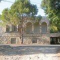 La maison familliale à Bejjé.