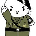Un hello kitty nazi !!!!