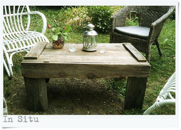 table récup In Situ