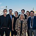 Le jury du festival international du film - port de saint jean de luz - jour 5