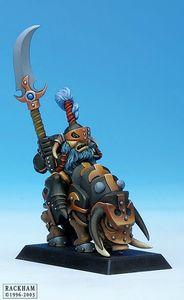 Khor sur Razorback de Guerre 01