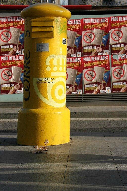 Barcelone, boites aux lettres_6362