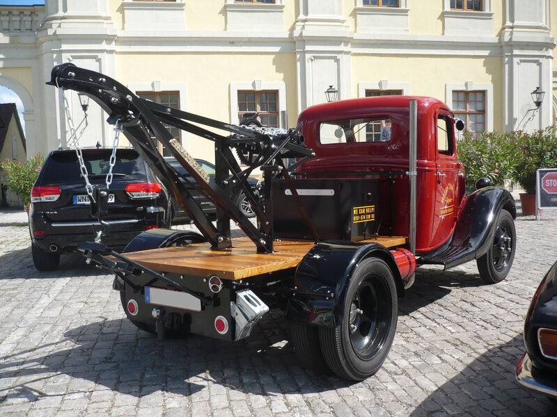 FORD Model BB Truck dépanneuse 1935 Ludwigsburg (2)