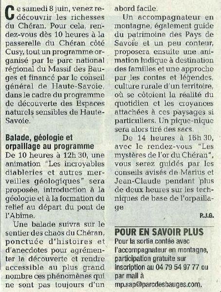 Chéran Cusy 2