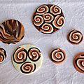 boutons et pendentifs