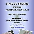 Cigales_afficheStage_juillet2018pub