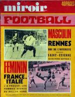 Miroir du Football 22 sept 1970