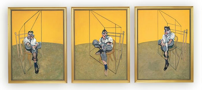 Portland Art Museum to show Three Studies of Lucian Freud by Francis Bacon  - Alain.R.Truong