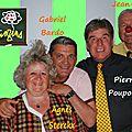 Samedi 12 décembre : rires et délire à sablonceaux avec la troupe « les couzinzins »