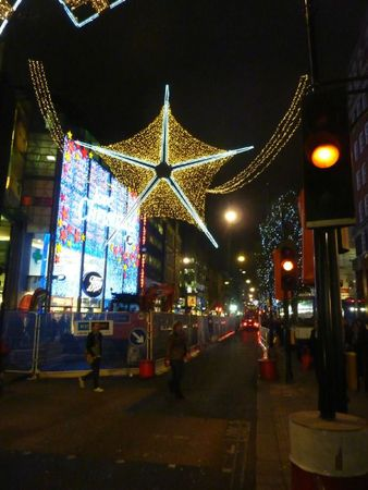 Londres - Oxford Street 1