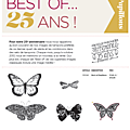 Tampons best of 25 ans ...