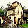 Versailles le hameau de la reine