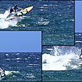 Le floater back-windsurf !...