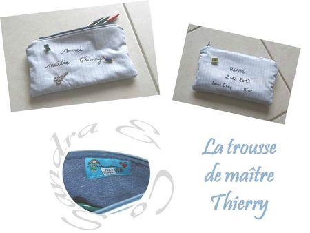 la trousse de maître Thierry