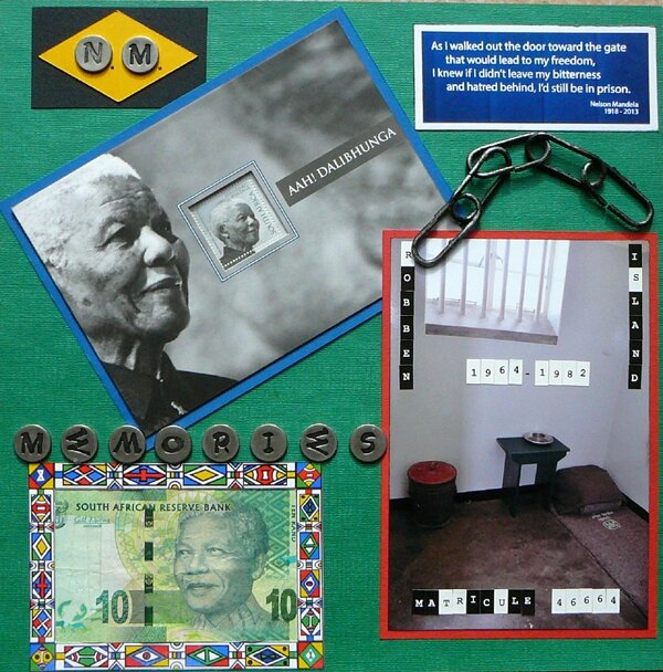NELSON MANDELA - MEMORIES