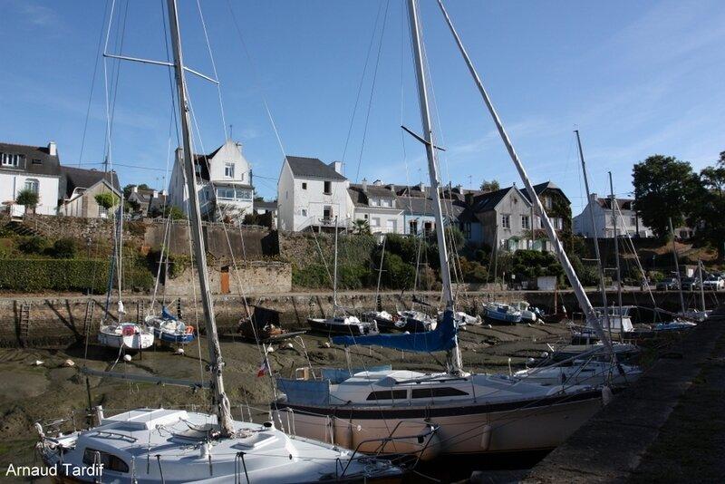001809 Larmor-Baden - Le Golfe du Morbihan - Le Vieux Port du Bono