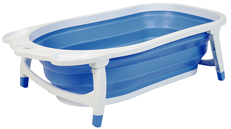 On A Teste La Baignoire Pliante De Tigex Kid Friendly