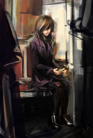 subway_girl_by_Benlo