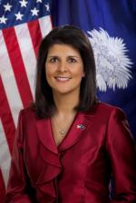 Nikki Haley South Carolina Governor
