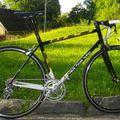 Projet vélo de route Mig montage --1