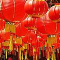 nouvel an chinois - fête des lanternes