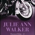 Forces d'élite, tome 2 : au prochain virage de julie ann walker.