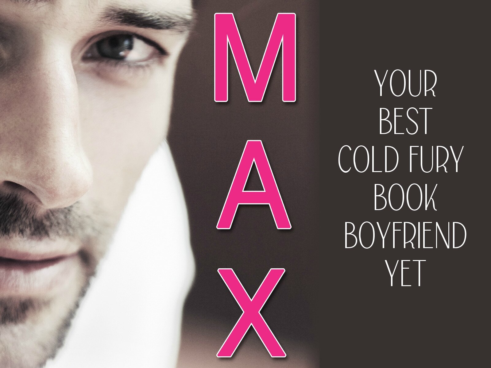 Max (Cold Fury, Book #6) by Sawyer Bennett