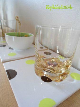 dessous de verre - AOUT 2011