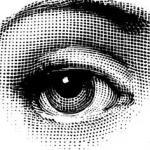 Fornasetti-left eye