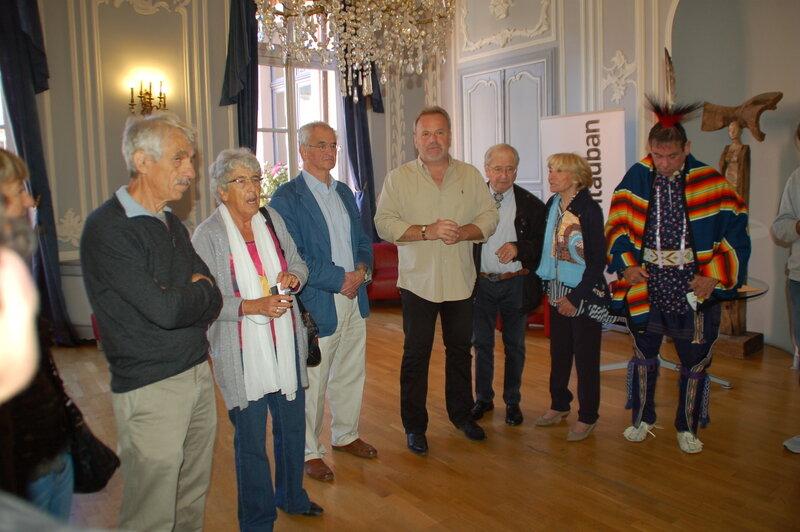 g>d : Gérard, Angéline, Philippe François, Phil Fasan, Monique Valat, John Maker
