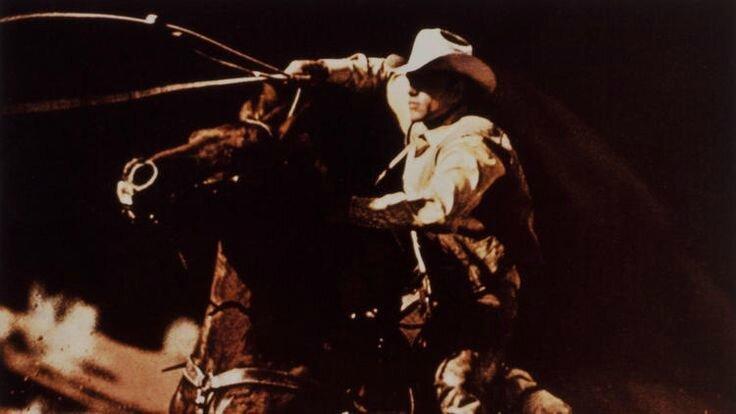 Richard Prince, Cowboy series, 1987