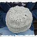 Bonnet ice crystal