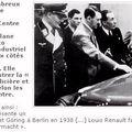 Louis renault à berlin en 1939