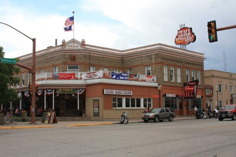 The Irma Hotel