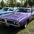Dodge charger coupe-1971