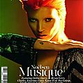 Kate moss vogue en david bowie
