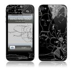 ShantellMartin-iPhone4-black