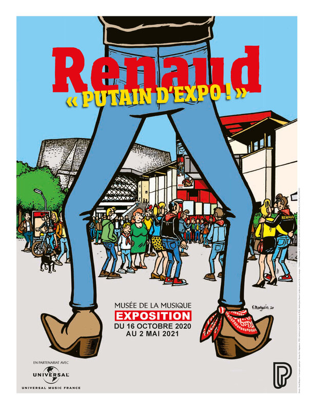 _Affiche expo Renaud
