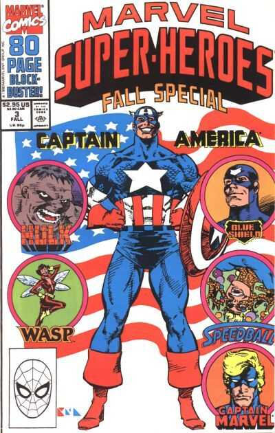 marvel super heroes 03 fall special