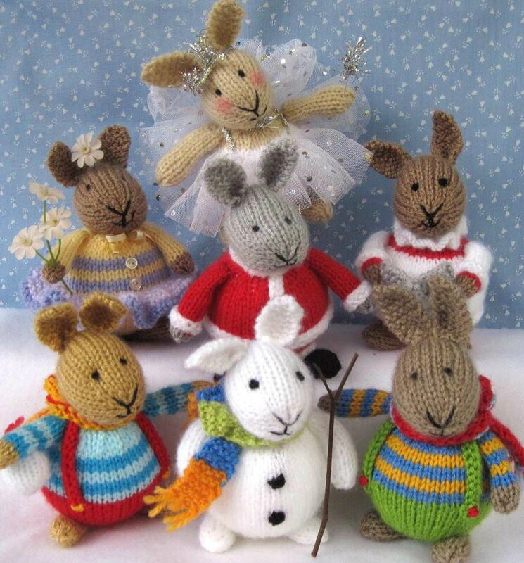 Traduction Winter in Bunnyland - Dollytime