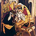 'holy night: the christmas story and its imagery' on view in frankfurt
