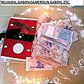 Portefeuille magique d'argent du maitre marabout serieux chaffa elie